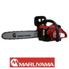 מסור שרשרת כריתה MARUYAMA דגם MCV3100