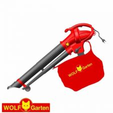 מפוח/שואב עלים חשמלי Wolfgarten 2600W